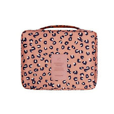 Travel Cosmetic Makeup Bag Toiletry Case Storage Hanging Pouch Wash Organizer US