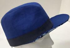 Cappelli da uomo visiera blu da Italia