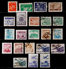 KOREA: 1949 - 50'S STAMP COLLECTION WITH SETS