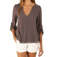 tata Beach Celebrity Sheer blouse Ladies Lightweight shirt Womens Tops Plus Size