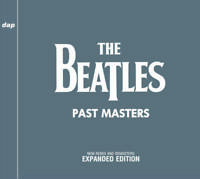 BEATLES -NEW REMIX AND REMASTERS-  PAST MASTERS EXPANDED Press 2xCD