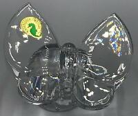 Waterford Crystal Butterfly Collectible