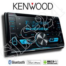 Kenwood DPX5000BT 2-DIN Radio USB CD Receiver Bluetooth Autoradio iPod Ready