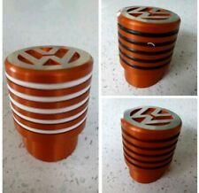VW T4 Gear Shift Knob Ribbed Orange