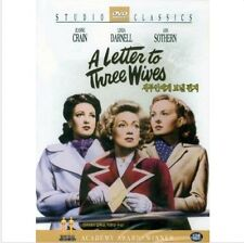 A Letter To Three Wives (1949) DVD (Sealed) ~ Kirk Douglas