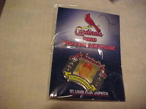 WS 2006 St Louis Cardinals Pin Collection P-- #44 Jason Isringhausen
