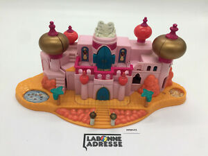 POLLY POCKET BLUEBIRD 1996 Jasmine's Royal Palace - PPM122 - NON COMPLET