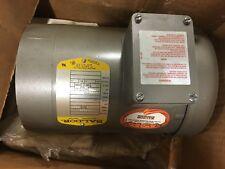 Baldor motor 1/2 hp 1725/850 RPM 3 PH
