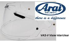 CASCO Arai rx7-v QV-Pro Chaser-X VISIERA chiara clear Vas-V-ic Max Vision ORIGINALE