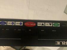 True Fitness Treadmill 450p Display electronics And Overlay, 450P-Dot Matrix