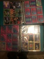 Lot of 1994 Saban MIGHTY MORPHIN POWER RANGERS Trading Card Set - 150+ cards