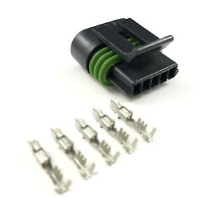 JRM IGN1A 5-Pin Ignition Coil Pack Connector Plug Kit
