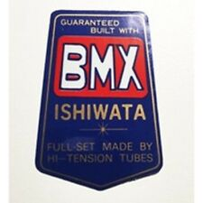 Ishiwata BMX Frame Tubing Decal