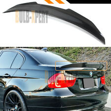 FOR 2006-11 BMW E90 3 SERIES M3 SEDAN DUCKBILL CARBON FIBER TRUNK SPOILER WING