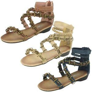 Girls Spot On Zip Up 'Sandals'