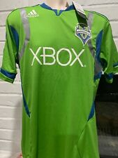 Adidas Climacool Seattle Sounders 2011/12 Home Jersey New With Tags Ships Free M