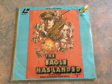 The Eagle has Landed classic Laserdisc Excellent condition