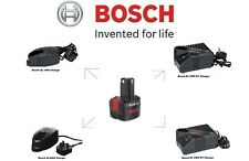 BOSCH Charger SHOP FULL Range To Charge Bosch 9.6 V / 1.5 Ah Pod Style Battery