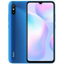 Xiaomi Redmi 9A - 32GB - Sky Blue (Ohne Simlock) (Dual-SIM)
