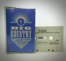Big Country - The Crossing Cassette