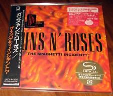 """Guns N' Roses - """"The Spaghetti Incident?"""" / JAPAN MINI LP SHM CD (2009) NEW"""
