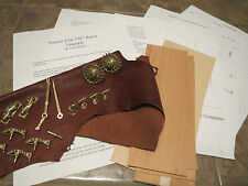 Pocher 1/8 Fiat Gran Prix 1907 Complete Brass Wood Leather Transkit Upgrade Kit