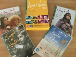 The Agnès Varda Collection: Volume 2 DVD (2010) Christophe Alcazar, Varda (DIR)