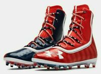 Under Armour Highlight MC LE Men's Football Cleats Stars Stripes Size 11