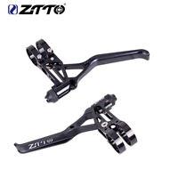 ZTTO Bicycle V Brake Lever V-Brakes Caliper MTB Folding Bike Brake no brake pads