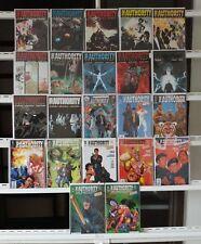 Authority Revolution Kev 25 Comic Book Lot Comics Collection Comic Set Run Box 1