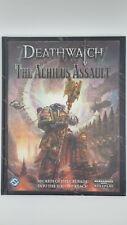 Warhammer 40,000 Deathwatch Rising The Achilus Assault Rare