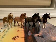 Breyer Highland Pony Conga - British Breeds, Blue Roan, Parade of Breeds, Bay