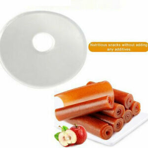 EE_ Useful Home Tray Food Dehydrator Dryer Fruit Roll-up Sheet Fruit Leather She