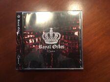 Lycaon Royal Order CD/DVD Visual Kei Jrock Royz Mejibray