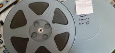 "16MM FILM ""CASTLE FILMS THE NEWS PARADE: JAPAN SURRENDERS"" 1200' B&W/ SILENT"