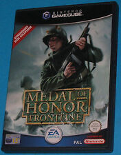 Medal of Honor - Frontline - GameCube GC - PAL