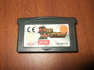 Duel Masters Sempai Legends für Gameboy Advance GBA