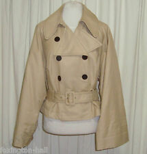 BEAUTIFUL KAREN WALKER OVERSIZED TRENCHCOAT US 6,AUS 12/14 Made in New Zealand