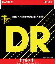 DR BT-10 Electric Guitar Strings 10-52 Tite Fit big n heavy