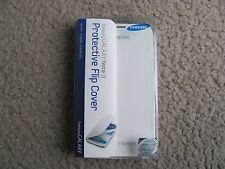 GENUINE Samsung Galaxy Note II Protective Flip Cover Case (White) EFC-