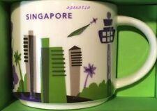 US SELLER - Brand New Starbucks You Are Here Coffee Singapore Mug Cup 14 oz.