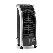Air Cooler Portable Conditioning Room Ice Fan 6 Litre 65W Remote Control Black