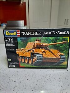 Panther Ausf.D/ Ausf.A Model Army Tank