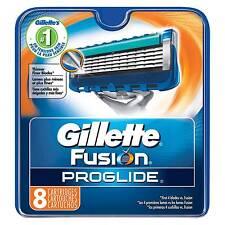 Gillette Fusion ProGlide Manual Men's Razor Blade Refills 8 Count