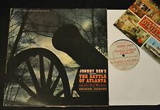 SCARCE LP Graham Jackson At Dixieland Johnny Reb's 101 The Battle Of Atlanta
