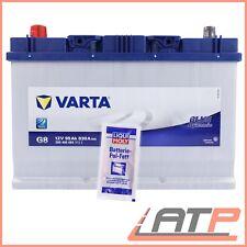VARTA BLUE DYNAMIC 95Ah 12V AUTO-BATTERIE STARTERBATTERIE+10g POL-FETT 31575526