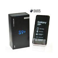 """SMARTPHONE SAMSUNG GALAXY S9 + PLUS DUOS 128GB LILAC 6,2"""" DUALSIM G965FD G965F."""