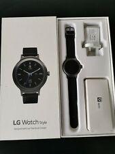 LG Smart Watch Style LG-W270