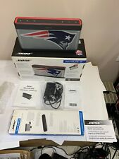 Bose (New England Patriots) SoundLink Bluetooth Speaker with charging cradle