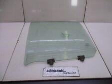 VETRO SCENDENTE POSTERIORE SINISTRO NISSAN MICRA 1.2 BENZ 5P 5M 59KW (2003) RICA
